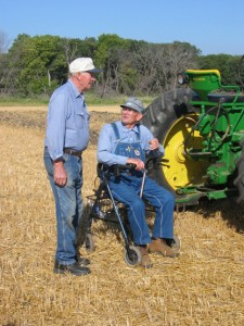 Threshing Bee Men
